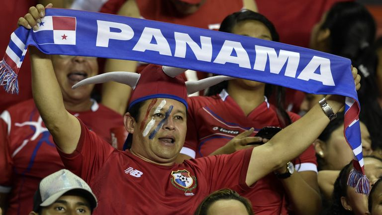 Panama have ended their long wait to qualify for the FIFA World Cup