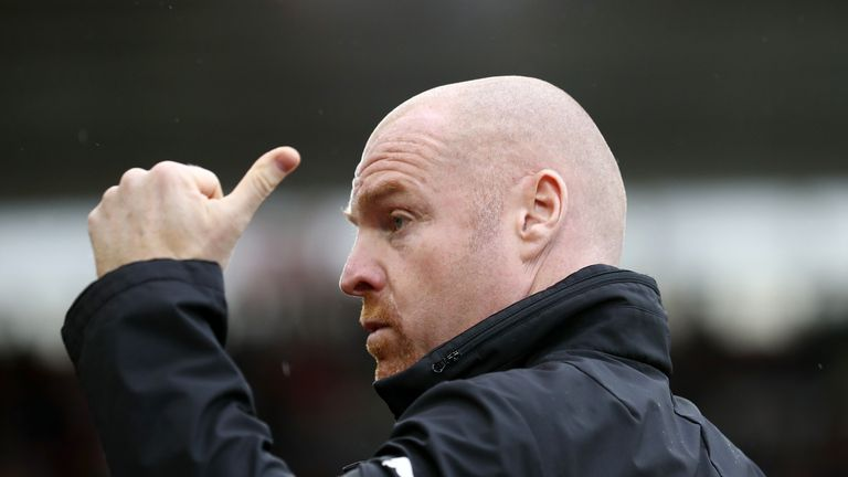 Sean Dyche was delighted with Burnley's 1-0 win over Southampton