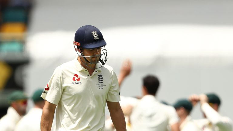 Cook admits playing Test cricket does not get any easier