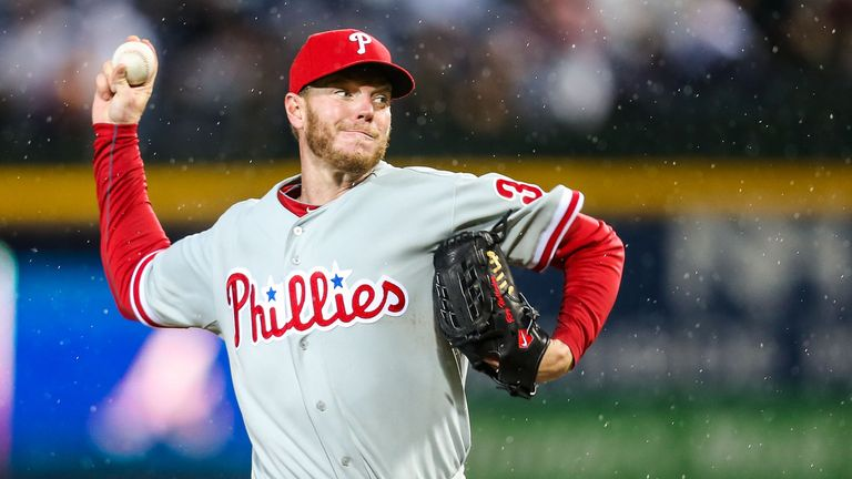 Roy Halladay died in a plane crash on Tuesday