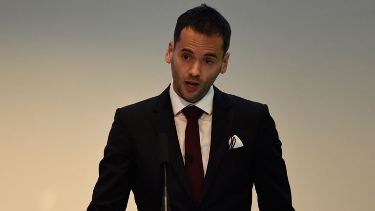 Swindon Town defender Ben Purkiss has been named new PFA chairman