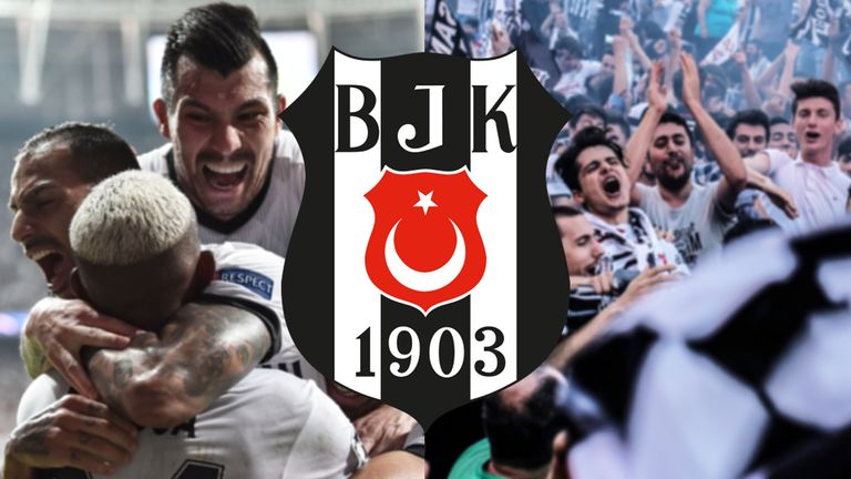Besiktas have grand plans for the European stage
