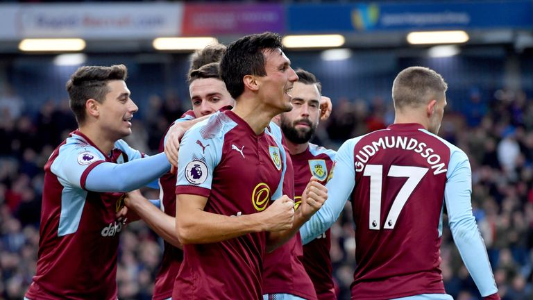 Burnley could be playing in Europe next season for the first time since the 1960s