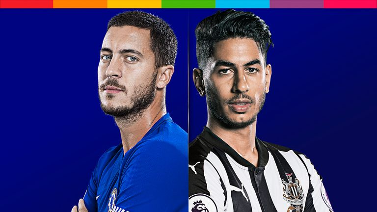 Chelsea v Newcastle is live on Sky Sports Premier League from 11.30am on Saturday