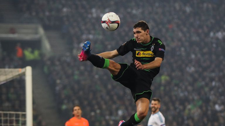 Andreas Christensen made 82 appearances for Gladbach, scoring seven goals