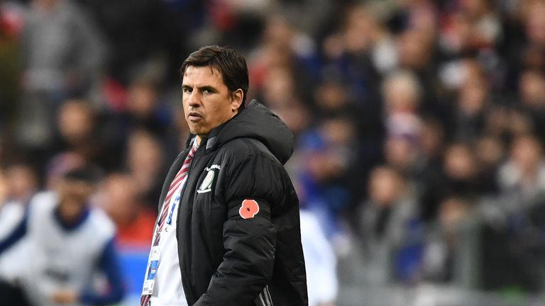 Chris Coleman believes France are the toughest side he has faced
