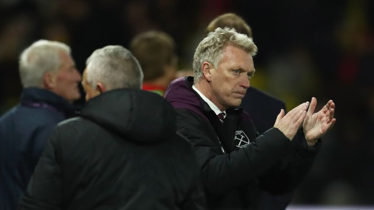 David Moyes has instilled a work ethic at West Ham, insists Cresswell