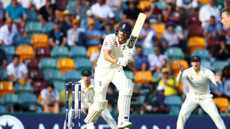 Dawid Malan is one of three of England's top five without a Test hundred