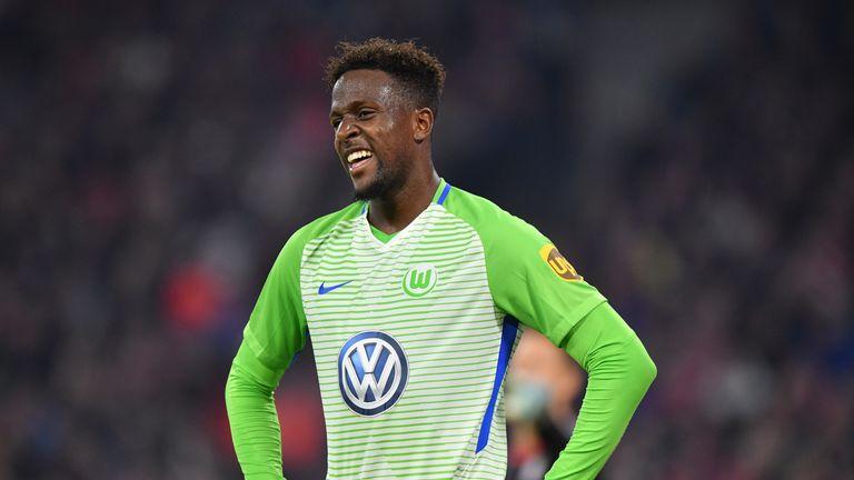 Origi has scored only five league goals on loan at Wolfsburg