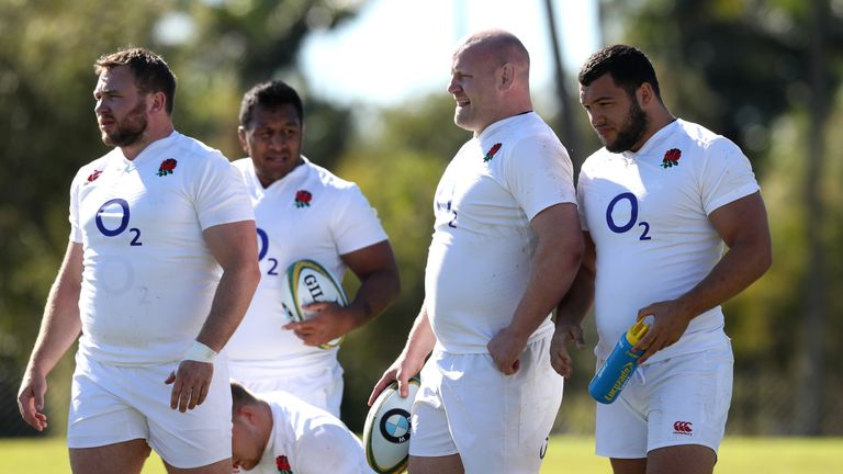 Leicester teammate Dan Cole was full of praise for Genge and his qualities