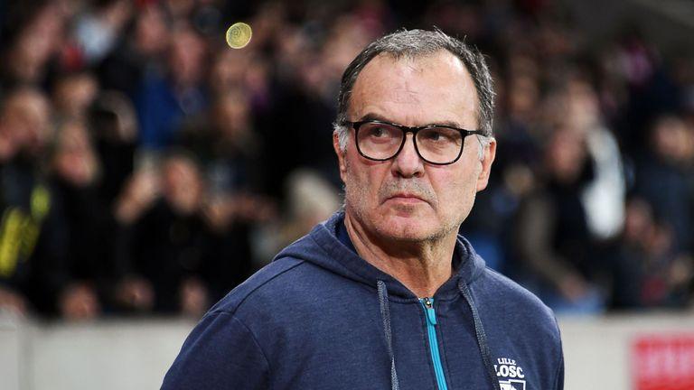 Marcelo Bielsa could be the next incumbent of the Elland Road hotseat
