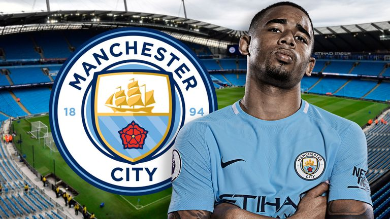 Gabriel Jesus came from humble beginnings to the Premier League