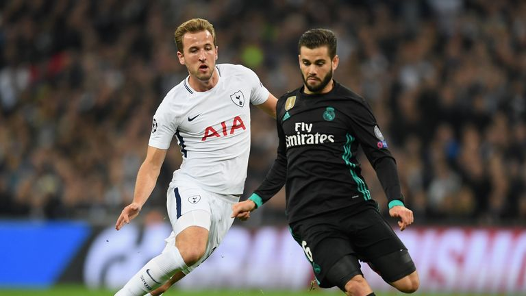 Tottenham have topped their group ahead of holders Real Madrid