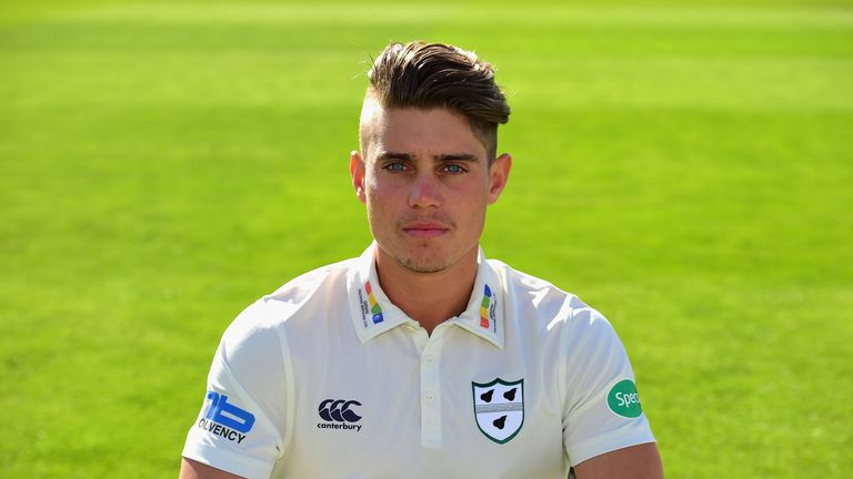 The Worcestershire all-rounder has been accused of having non-consensual sex with a woman while she slept