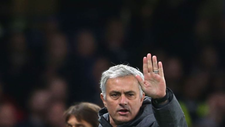 Marco Silva will get the chance to catch up with fellow Portuguese manager Jose Mourinho on Tuesday night