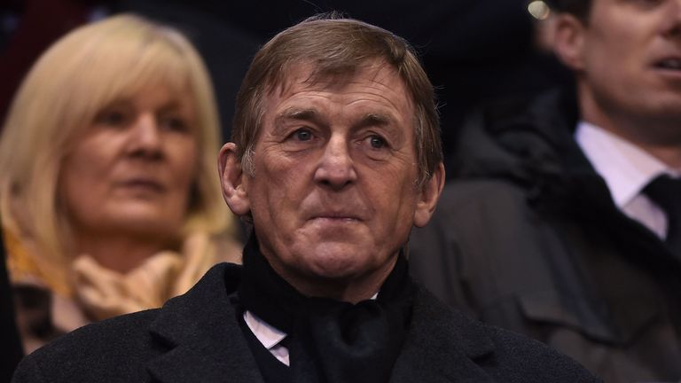 Kelly Cates speaks to Sky Sports about Kenny Dalglish's management style at home