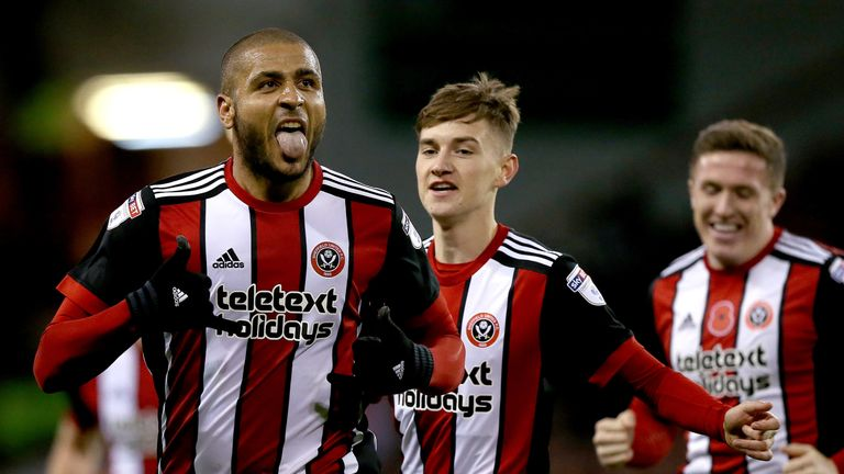 Leon Clarke is the top scorer in the Championship this season