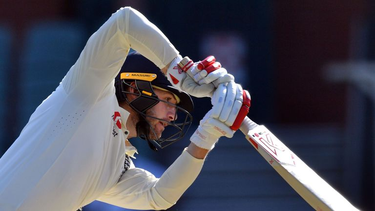 Stoneman has registered scores of 85, 61 and 51 in his three innings in Australia