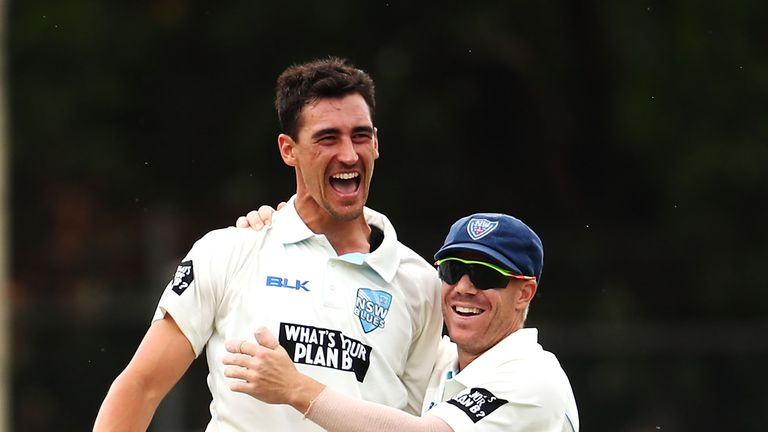 Mitchell Starc is in Matt Floyd's Team of the Week