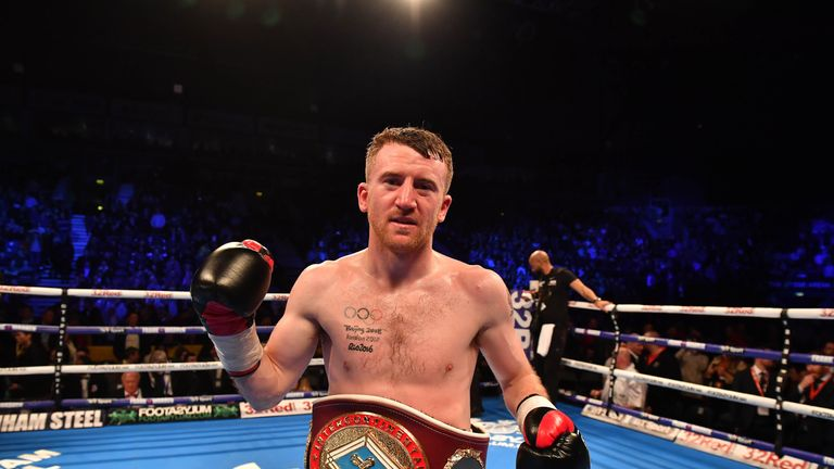 Paddy Barnes will fight for a world title in just his sixth pro fight