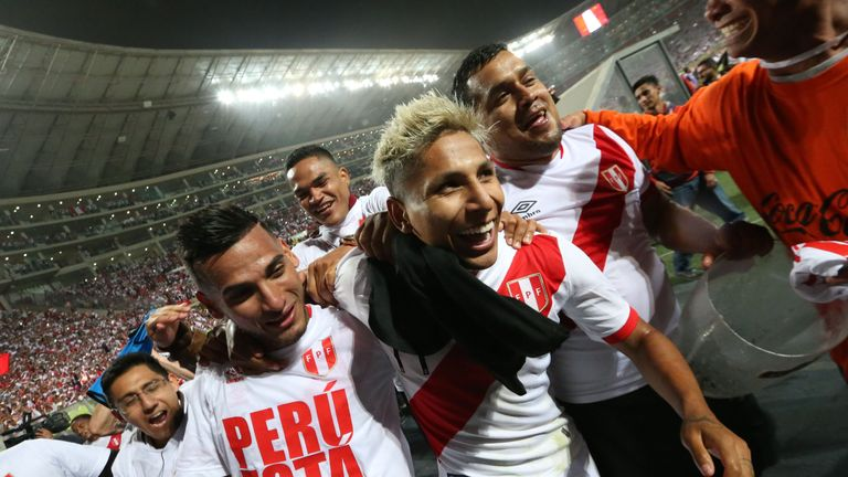 Scotland travel to face Peru in Lima on May 29