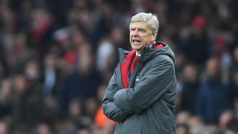 Arsene Wenger's club are undergoing a revamp of their recruitment staff
