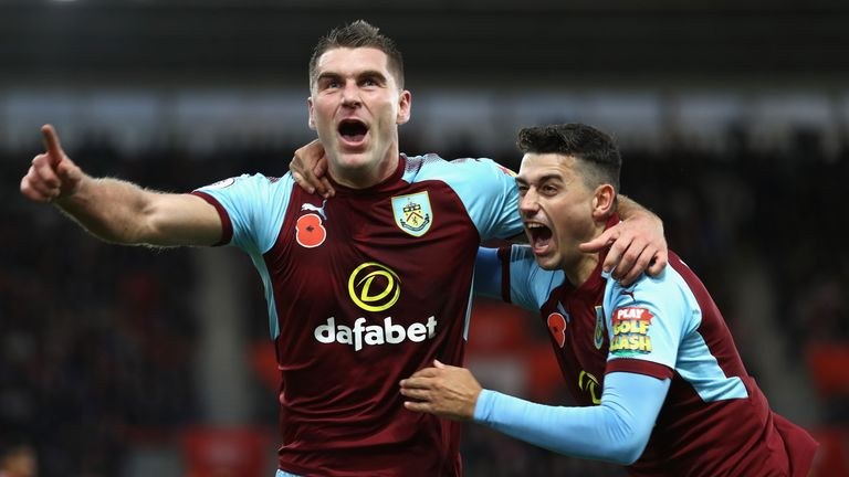 Burnley proved to be the Premier League's surprise package at the start of the 2017/18 season