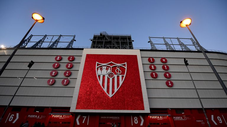 Sevilla have insisted on charging United fans £89 for the first leg at the Ramon Sanchez Pizjuan Stadium