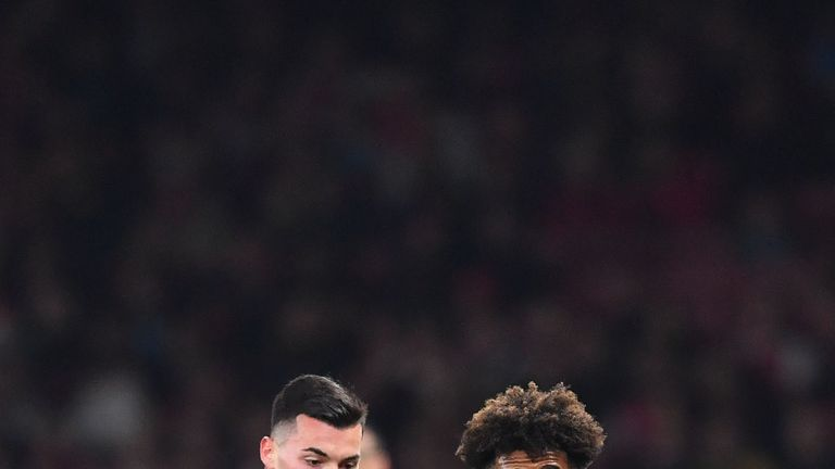 Reiss Nelson has earned valuable game time thanks to Arsenal's rotation policy