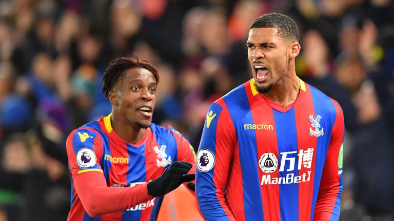 Loftus-Cheek spent last season on loan at Crystal Palace