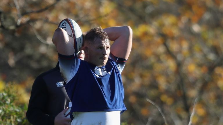 Dylan Hartley not ready to finish England and Northampton