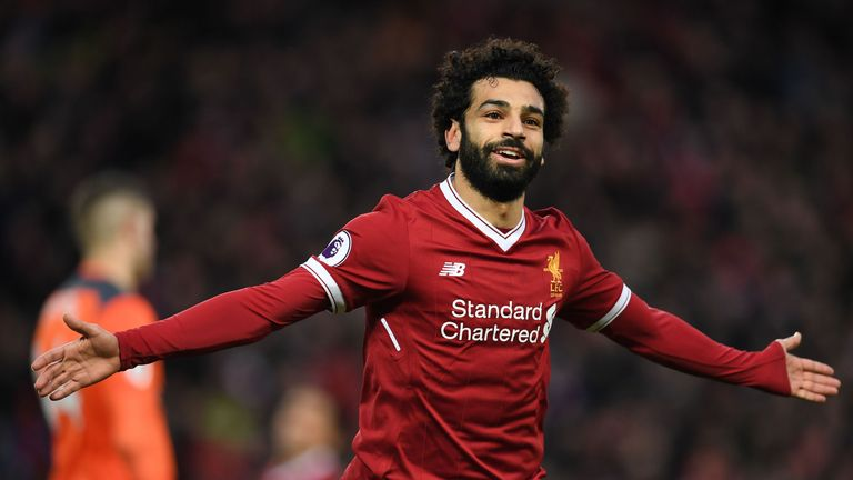 Liverpool scouts made certain Jurgen Klopp signed Mohamed Salah this past summer