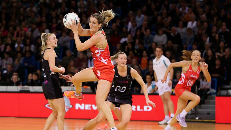 England international Sara Bayman is one of several new faces unveiled by UWS Sirens for the 2018 Superleague season