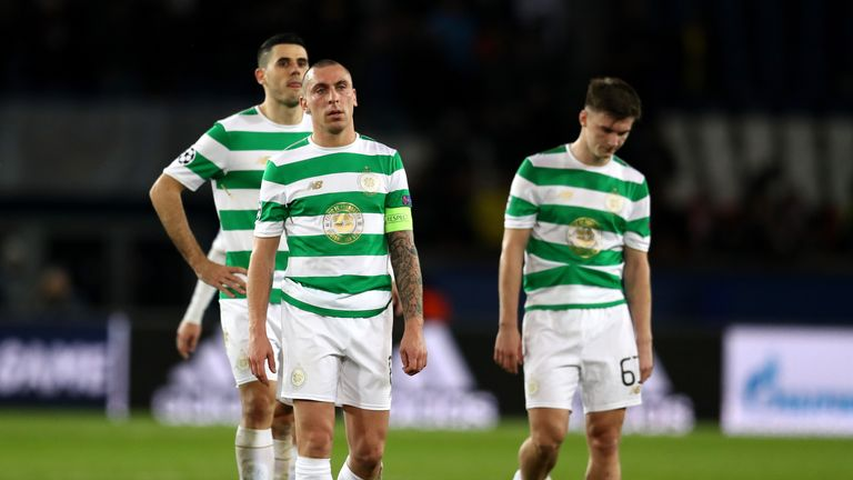 Celtic exited the Champions League at the group stage last season