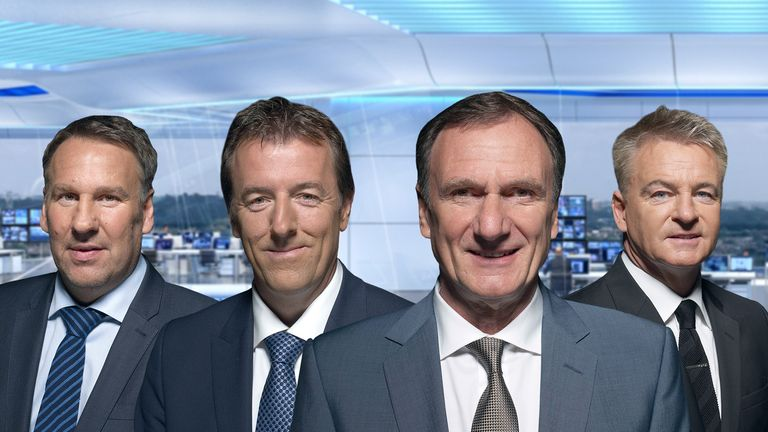 Soccer Saturday pundits provide their top six verdict