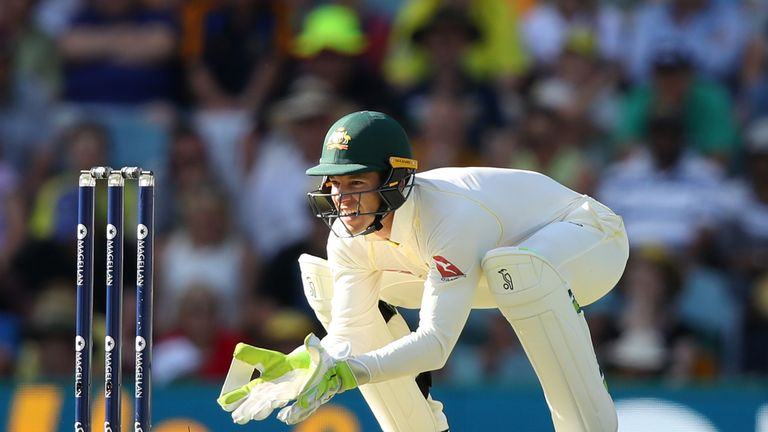 Tim Paine missed out on 78 Tests before his Australia recall in Brisbane