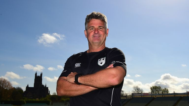 Steve Rhodes left Worcestershire after 33 years at the club