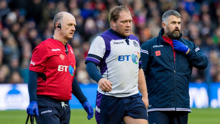 Nel has suffered badly with injuries in recent seasons, but would make a massive difference for Scotland