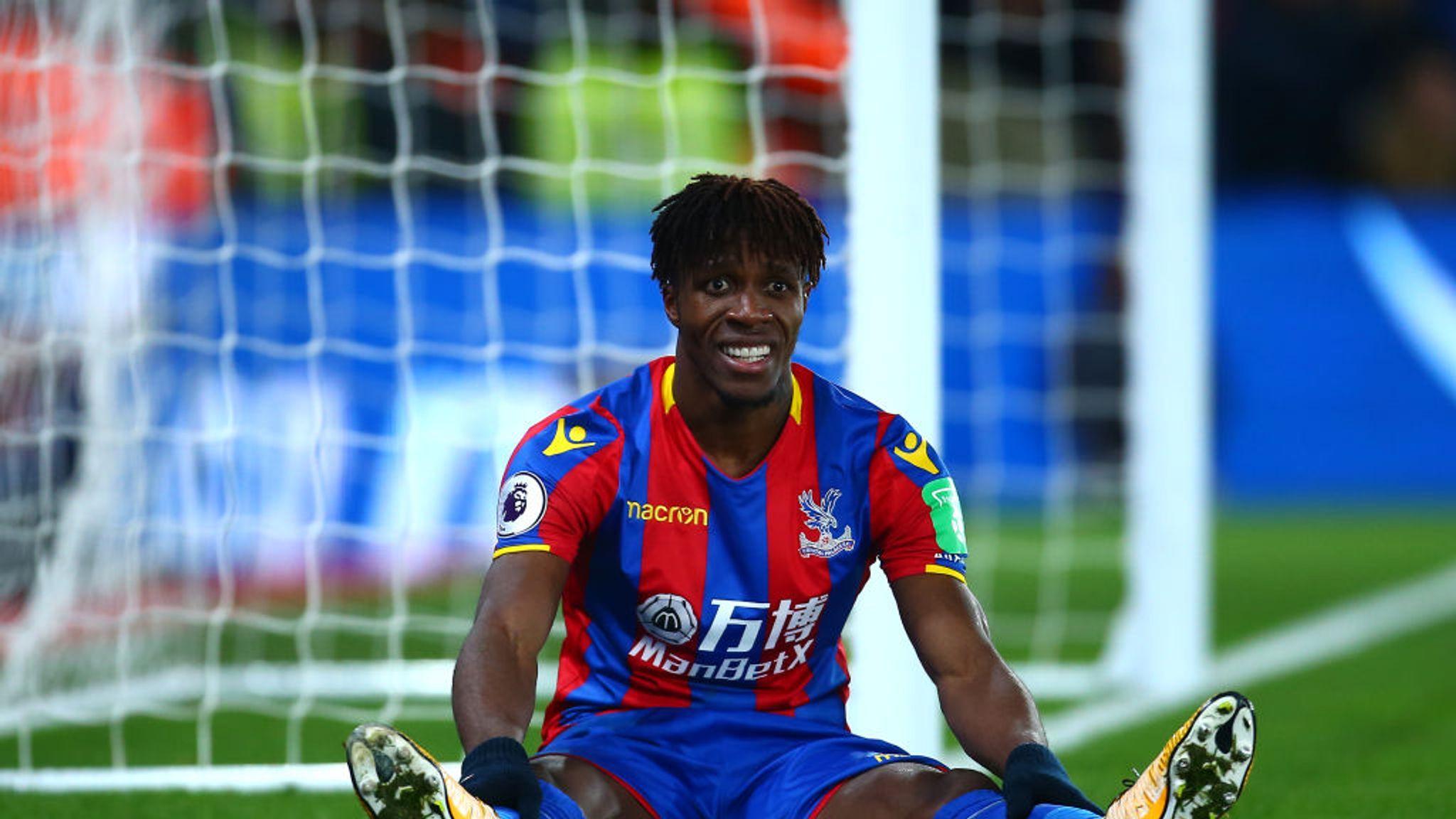 Crystal Palace S Wilfried Zaha Hits Back At Diving Claims