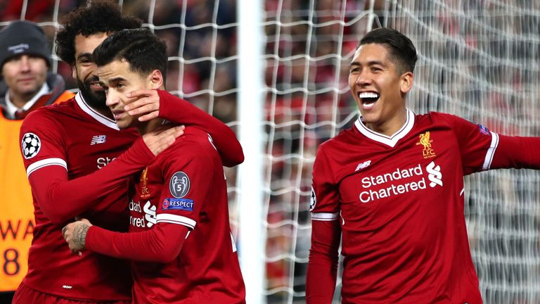 Liverpool's attack is 'crazy' and 'a nightmare' according to one Reds defender