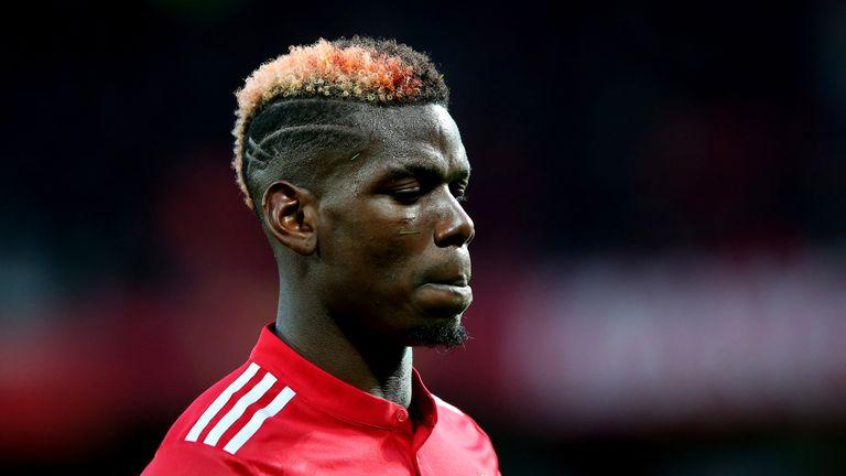 Paul Pogba is still suspended for Man Utd