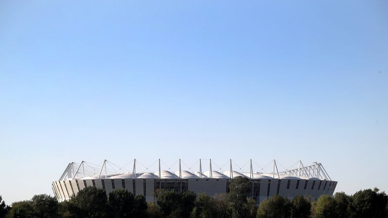 The Rostov Arena will be among those used at the 2018 World Cup