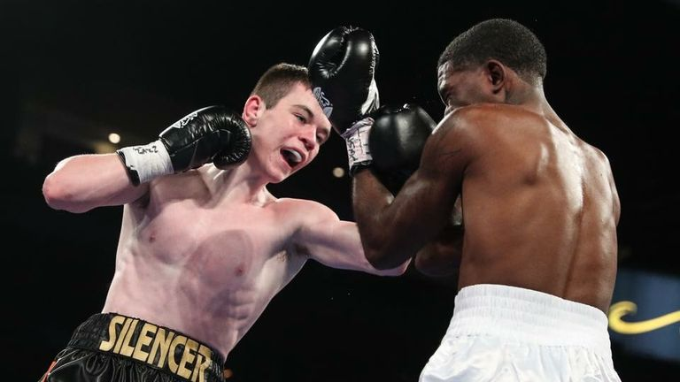 Aaron McKenna targets his sixth victory on Thursday night