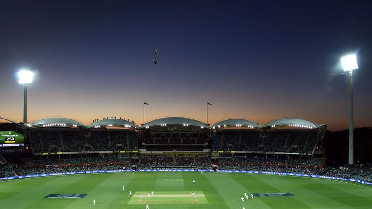 A whopping 199, 147 people attended the Adelaide Test
