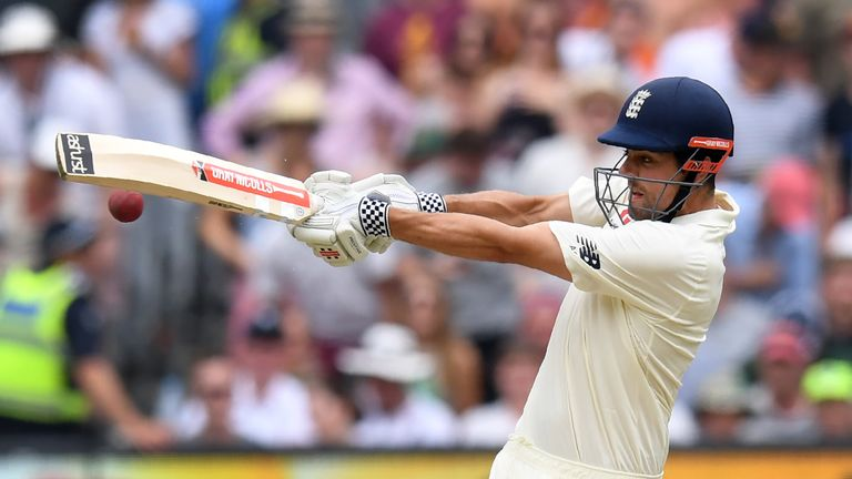 Cook may be set to play his last Test in Australia at the SCG