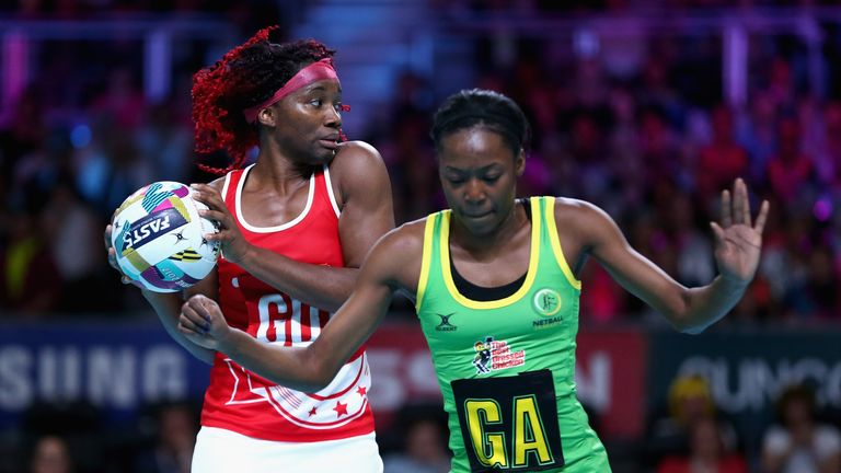 Ama Agbeze will lead England in the Quad Series