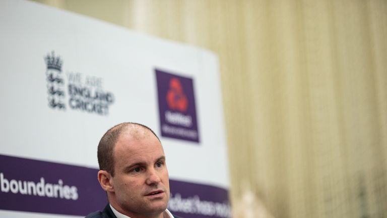 Andrew Strauss confirmed the ECB will be introducing a 'new approach to scouting, assessing and selecting players'