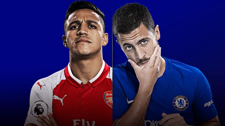 Arsenal host Chelsea on Wednesday, live on Sky Sports Premier League