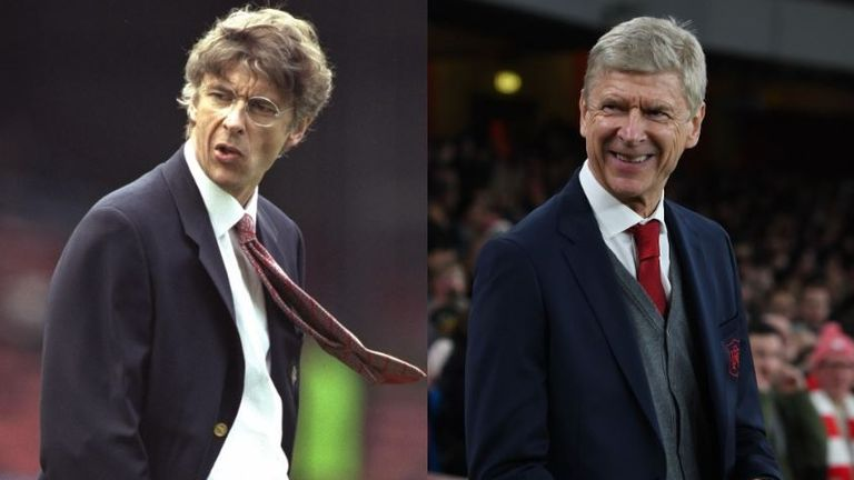 Wenger says he is not concerned about his future