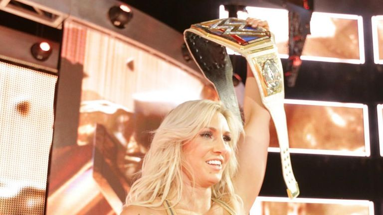 Charlotte Flair has been unstoppable on SmackDown in the back end of 2017